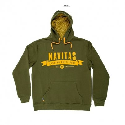 Navitas Mikina Outfitters Hoody vel. L