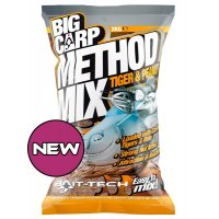 Bait-Tech Method Mix Big Carp Tiger & Peanut 2kg