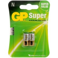 Baterie GP Super LR 1 910A 1,5V 2ks