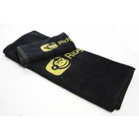 RidgeMonkey Set ručníků LX Hand Towel Set Black 2ks 35x25cm, 67x35cm