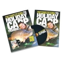 Korda DVD Complete Guide To Holiday Carp 2x Dvd 1x knížka