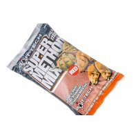 Bait-Tech Krmítková směs Super Method Mix Red 2kg