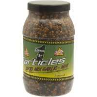 Saenger Anaconda Particles Spod Mix Garlic Mint 2250ml mix partiklu česnek/máta