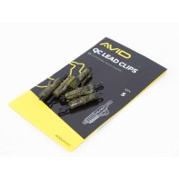Avid Carp Outline QC Lead Clips 5ks