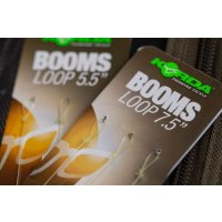 "Korda Návazec Ready Tied Boom Loop 25lb 5,5"" 14cm 3ks"