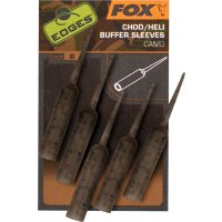 Fox Edges Camo Naked Chod Heli Buffer Sleeves 6ks