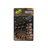 Fox Edges Camo Drop Off Heli Buffer Bead Kit 6ks