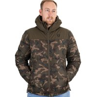 Fox Bunda Camo Khaki RS Jacket