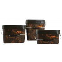 Fox Kbelík Camo Square Buckets 17l