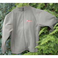 Finkelde Bunda Fleece jacket Olive Green M