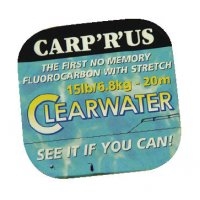 Carp ´R´ Us Fluorocarbon Clearwater 25lb 20m