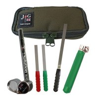 JAG Sada na broušení Hook Sharpening Kit Green