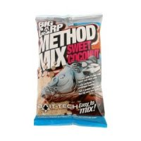 Bait-Tech Method Mix Big Carp Sweet Coconut 2kg