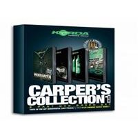 Korda DVD Carpers Collection Volume 1 4x DVD Made In U.K.