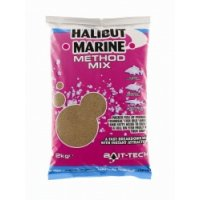 Bait-Tech Krmítková směs Halibut Marine Method Mix 2kg