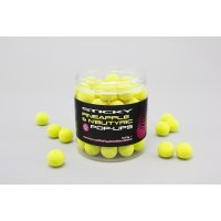 Sticky Baits Plovoucí Boilies Pineapple & N´Butyric Pop-Ups 16mm 100g
