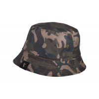 Fox Klobouk Khaki Camo Reversible Bucket Hat