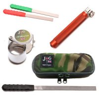 JAG Sada na broušení Hook Sharpening Kit Camo