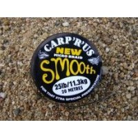 Carp ´R´ Us Návazová šňůrka Smooth Braid 15lb 20m